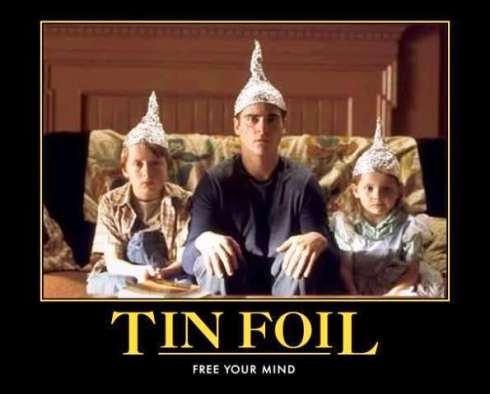 tinfoil